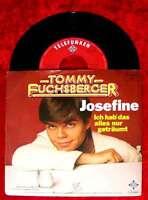 Single Tommy Fuchsberger: Josefine