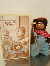 Robert Raikes Wooden Bear farmer Floyd