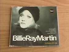 BILLIE RAY MARTIN - IMITATION OF LIFE (RARE CD SINGLE)