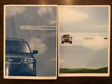 2005 Ford Escape Owner Owners Manual