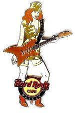 Hard Rock Cafe Warsaw New Fashion Girl Pin ++