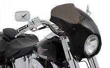 Memphis Shades Bullet Fairing Kit Harley FLSTF Fat Boy Softail 1990-2015