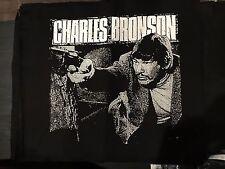 Charles Bronson Band Back Patch Hardcore Punk Powerviolence Thrashcore IL