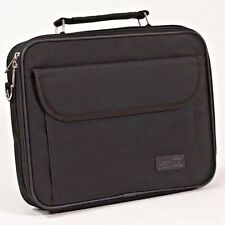 "Dicota Classic Laptop Carry Case Netbook Tablet Padded Shoulder Bag 12.1"" Black"