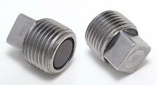 "ONE Muncie T10 T5 Drain Plug Magnetic 1/2"" NPT Transmissions Rear Ends Each 9064"