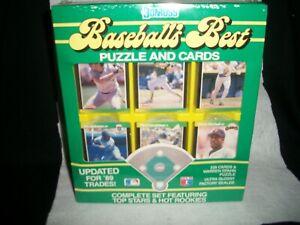 1989 DONRUSS BASEBALL'S BEST Update FACTORY-SEALED BOX/Set  Griffey Jr./ HOF'ers