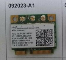 New listing Intel Centrino Ultimate-N 6300 Half Pcie Wifi Card 04W00N 4W00N 633Anhmw
