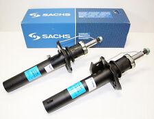 2x SACHS Stoßdämpfer vorne Audi/Seat/Skoda/VW (50mm) TOP NEU 312267 / 312 267