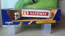 Corgi Toys Safeway VOLVO Superhauler Lorry C1231 1985 MIB