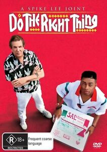 Do The Right Thing DVD