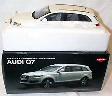 Audi Q7 White KYOSHO 09221W 1:18 new in box