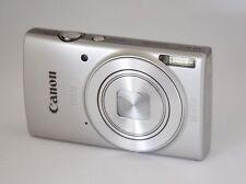 CANON Digitale Kompaktkamera IXUS 190 silber