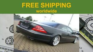 Mercedes Benz CL C216 Adjustable Lowering Kit Links Air Suspension from GERMANY