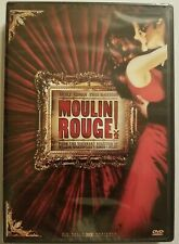 Moulin Rouge! (Widescreen Dvd, 2002, Nicole Kidman) *New* Ships Fast Mon-Sat!