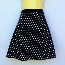 Polka Dot A-Line Skirts for Women