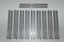 Märklin H0 2200 10 X Straight Track 180 MM Full Profile K Track Top Condition