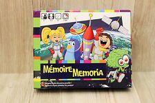 Jeu de mémoire Mémo Memory avec des cartes - thème Espace