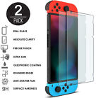 2 pack Nintendo Switch Screen Protector Tempered Glass Anti-Scratch Bubble Free