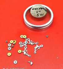 Vintage Universal Geneve-cal-501 New-Original-Watch-Part Lot