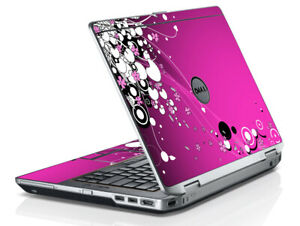 LidStyles Printed Laptop Skin Protector Decal Dell Latitude E6430S