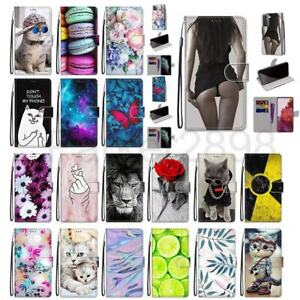 Case For Nokia 5.4 1.4 2.4 3.4 5.3 7.2 5.1 4.2 3.1 2.2 Plus Pattern Wallet Cover