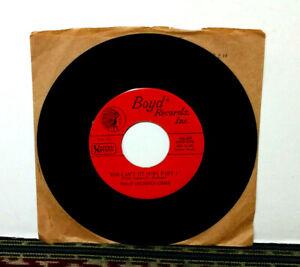 "Philip Upchurch Combo – You Can't Sit Down - 7"" 1961, Rhythm & Blues - EX Vinyl"