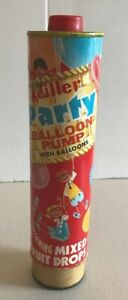 Rare Keiller & Son Vintage Party Balloon Pump