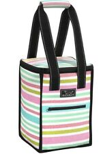 Scout Bags Pleasure Chest Insulated Soft Cooler Picnic Tote Off Tropic NWT