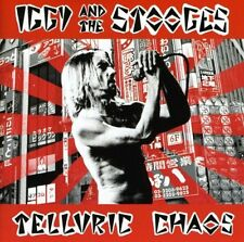 Iggy and The Stooges - Telluric Chaos [CD]