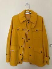 POLO Ralph Lauren yellow jacket coat - size Small AUTHENTIC