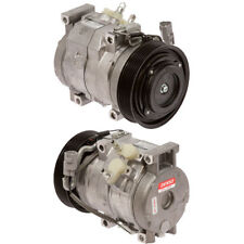 A/C Compressor Omega Environmental 20-21611