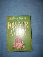 FOREVER AMBER by Kathleen Winsor/10th Prt/HCDJ/Literature & Fiction/Romance