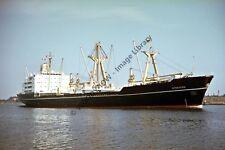 ap453 - Danish Cargo Ship - Atrevida , built 1968 - photograph 6x4
