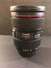 Canon EF 24-70mm F/2.8 II L USM Lens