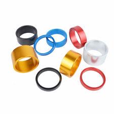 4Pcs MTB Bike Headset Washers Spacers For 1 1/8 28.6mm Front Fork Stem Spacer