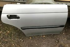 Subaru Legacy GLS (1993-1999) O/S Driver Right Rear Door Silver