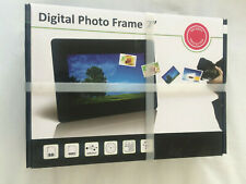 "7"" DIGITAL PHOTO FRAME - NEW & SEALED BOX"