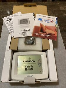 EMERSON WHITE RODGERS 90 SERIES BLUE PROGRAMMABLE THERMOSTAT 1F99CT-1291 NEW