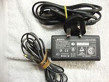 Original Sony AC-LS1A, Sony DSC-P1 DSCP 1 DSCP 2 DSC-P2, 4.2V-1.5A y cable de alimentación