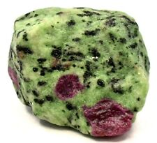 530.5 Ct Natural African Ruby In Zoisite Earth-Mined AGSL Certified Facet Rough