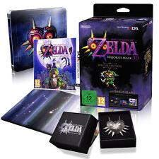 Zelda Majora's Mask edition limitée collector NEUF pour console nintendo 3DS