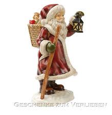 Goebel Nikolaus Unterwegs zu den Kindern 20 cm Weihnachtsmann Wintermärchen