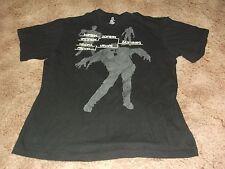 ZOMBIES Bracket Winner T Shirt Sz XL (46-48) 100% Cotton Ninjas