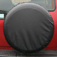 LAND ROVER DISCOVERY 4x4 Flexible spare wheel cover BLACK