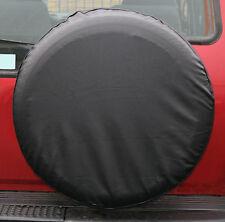 Land Rover Freelander 4X4 HOUSSE DE ROUE de Secours Noir