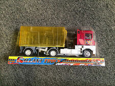 Giant truck container for confectionery or decoration