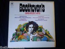 VINYL LP - BEETHOVEN'S GREATEST HITS - 30019