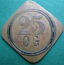 Trade token - jeton - Sweden - OG - 25