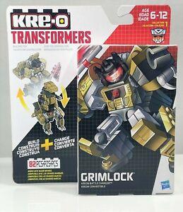 Transformers Kre-O Autobot Dinobot Grimlock MISB
