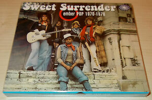 SWEET SURRENDER-EMBER POP 1970-1978-CD 2009-POLLY NILES/DAVEY PAYNE-NEW & SEALED